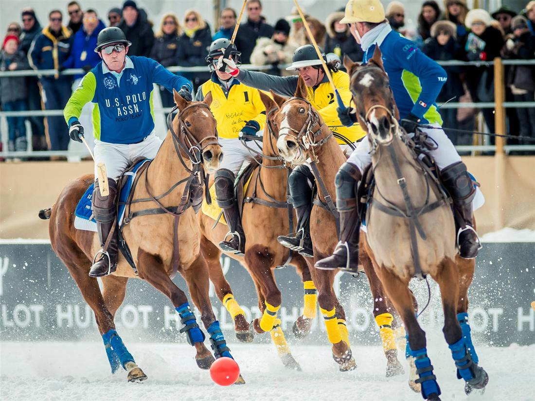 Polo Top Winter Polo Tournament in CORTINA Polo Italy byBandion 2