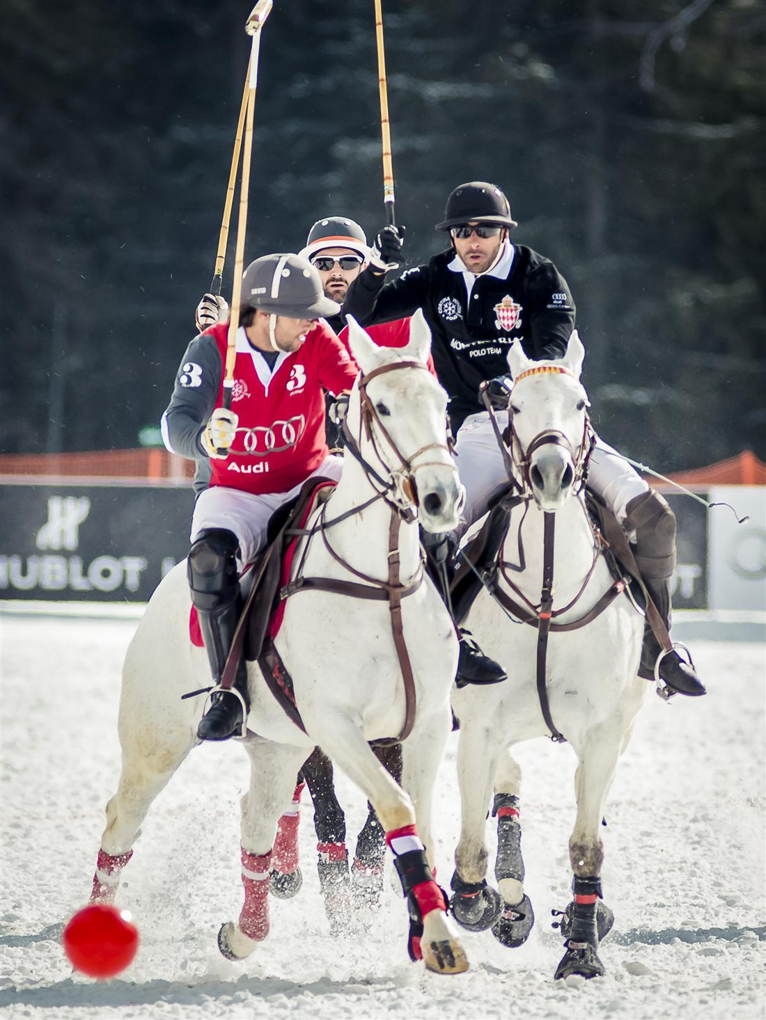 Polo Top Winter Polo Tournament in CORTINA Polo Italy byBandion 4