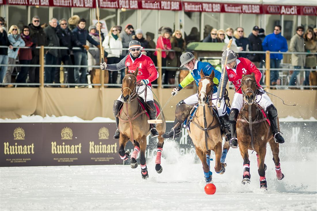Polo Top Winter Polo Tournament in CORTINA Polo Italy byBandion 6