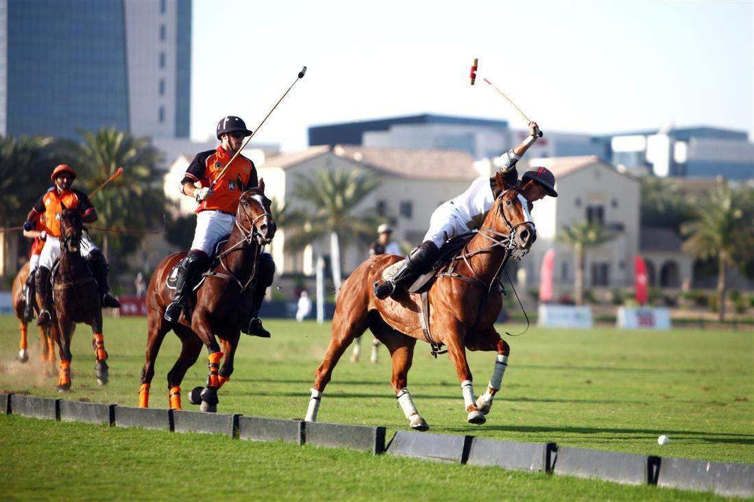 Dubai Gold Cup 2013 - the results of today`s match Ghantoot vs Mahra