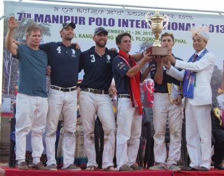 International Indian Polo Cup