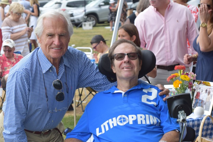 "Oak Brook Polo Club Helps Raise Nearly $25k at ""Team Up For Tony"" Benefit Polo Tournament"