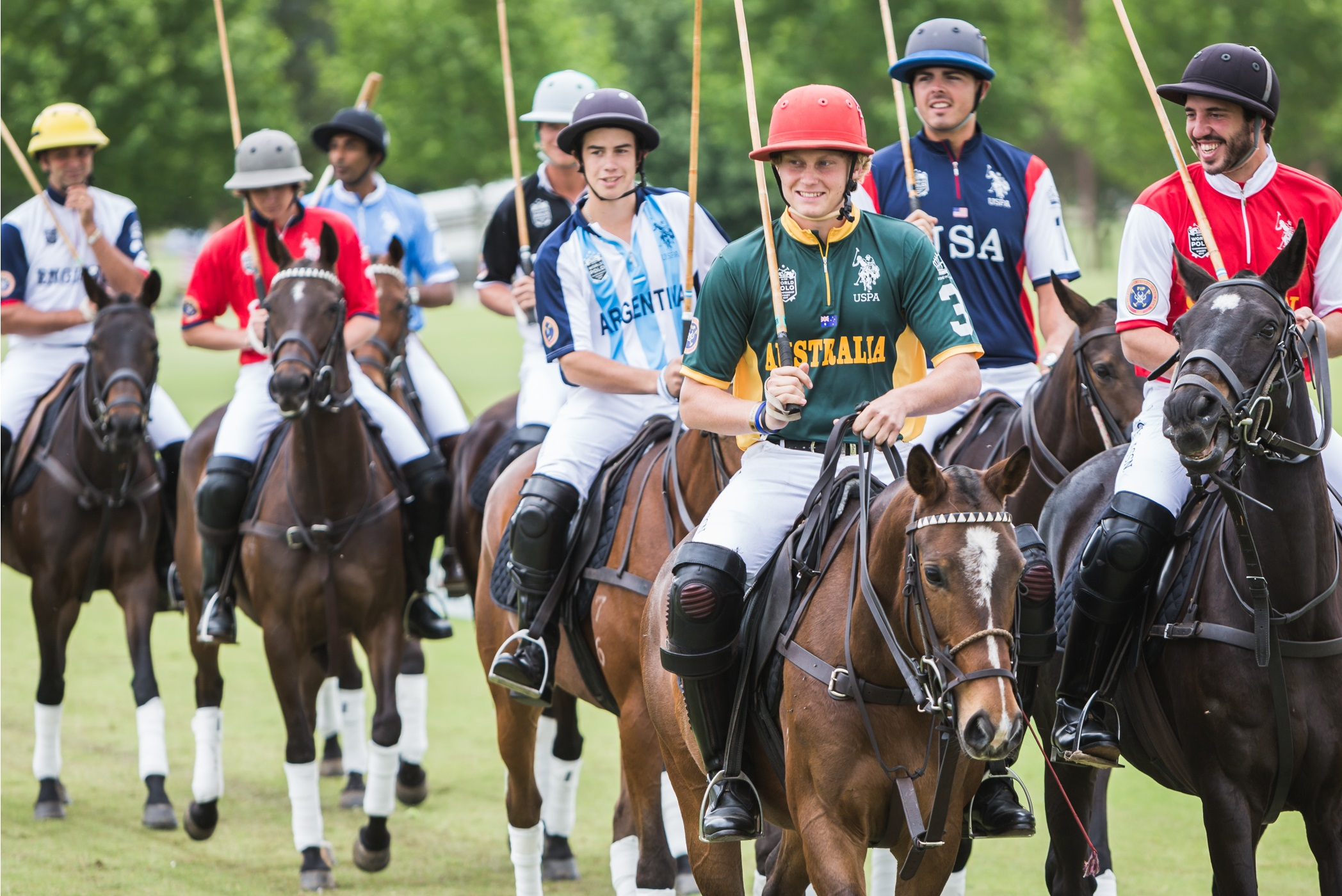 2017 WORLD POLO CHAMPONSHIP
