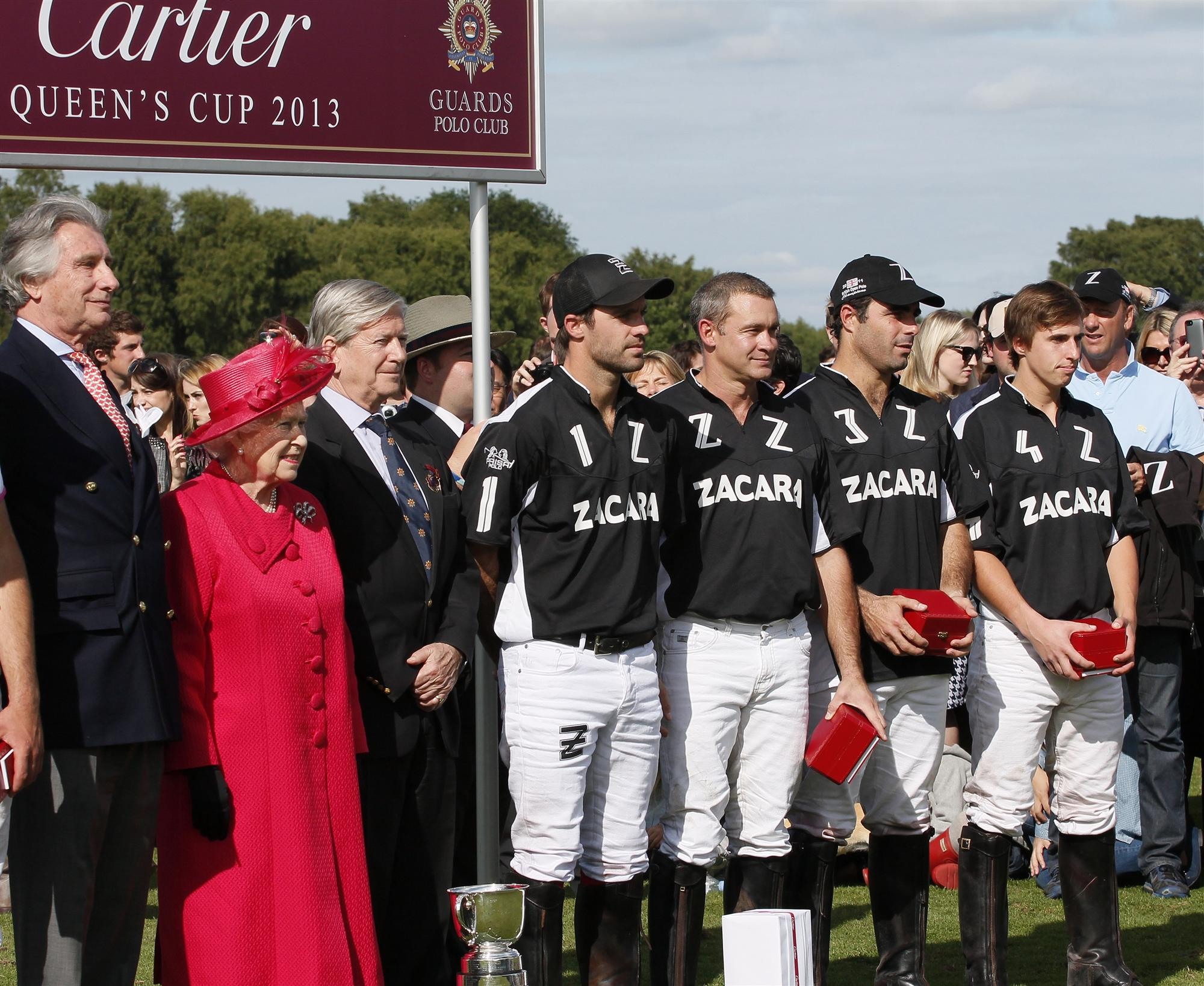 2013 Queen's Cup Final Guards Polo Club