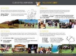 Club de Polo Ampurdan - Spain