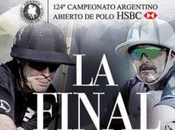 124 ° Argentine POLO OPEN - FINAL  LA DOLFINA AND ELLERSTINA WILL DEFINE SATURDAY 2/12 THE MOST IMPORTANT TOURNAMENT OF THE WORLD