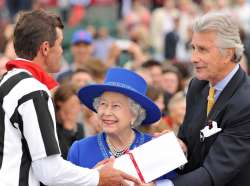 Queen's Cup 2017 Guards Polo Club, Windsor