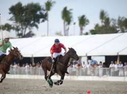 Elite Players attracted to Cable Beach Polo